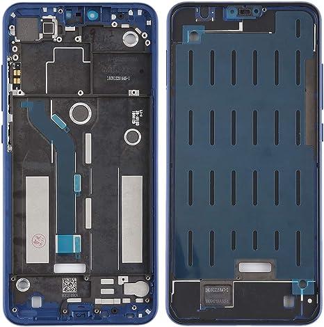 Remall Frame - Placa de Bisel para Xiaomi Mi 8 Lite, Color Azul ...