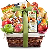 Abundance Gourmet Fruit Basket Gift