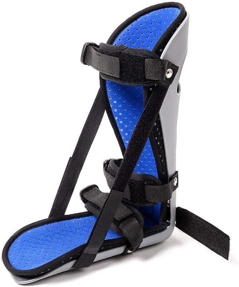 Ortesis for pies, órtesis for tobillo y pie for lesiones en la espalda Esguince y rehabilitación después de la cirugía for hombres y mujeres Corrección postural ajustable del pie Protector adecuado fo