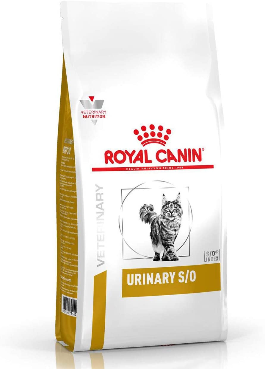 ROYAL CANIN Urinary S/O Cat Food, 9 kg