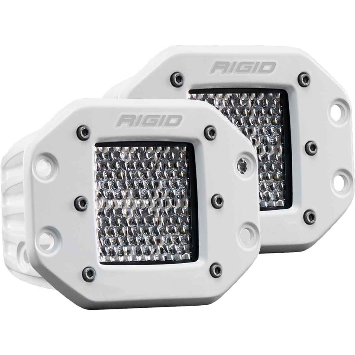 Rigid Industries 712513 M-Series Dually D2 60 Deg. Diffusion LED Light