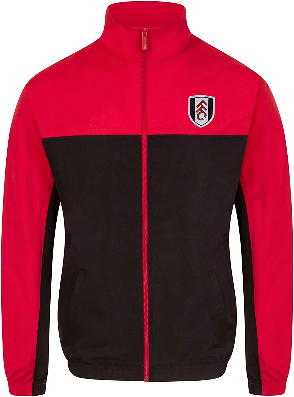 Fulham FC - Chándal Oficial para niño - Chaqueta y pantalón Largos ...