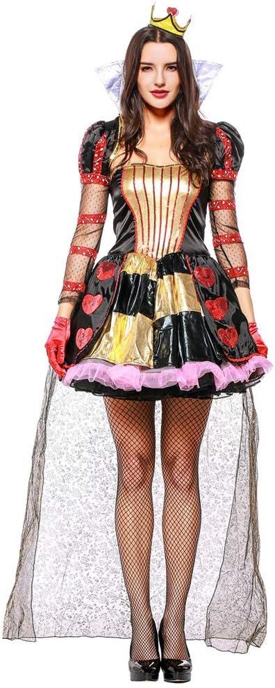 JJAIR Alicia en la Reina de Corazones de Vestuario, Vestuario ...