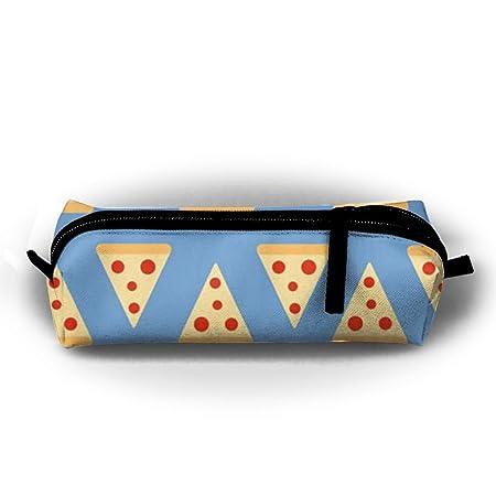 makeup pouch pizza pattern tumblr pencil pen case bag zipper box