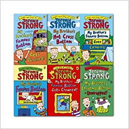 jeremy strong author
