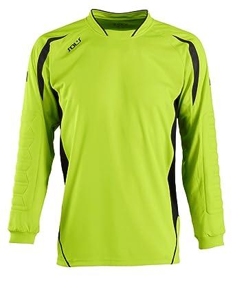 3e1300bd8f2 SOL'S Kids Azteca Goalkeeper Football Long Sleeve Shirt: Amazon.co.uk:  Clothing