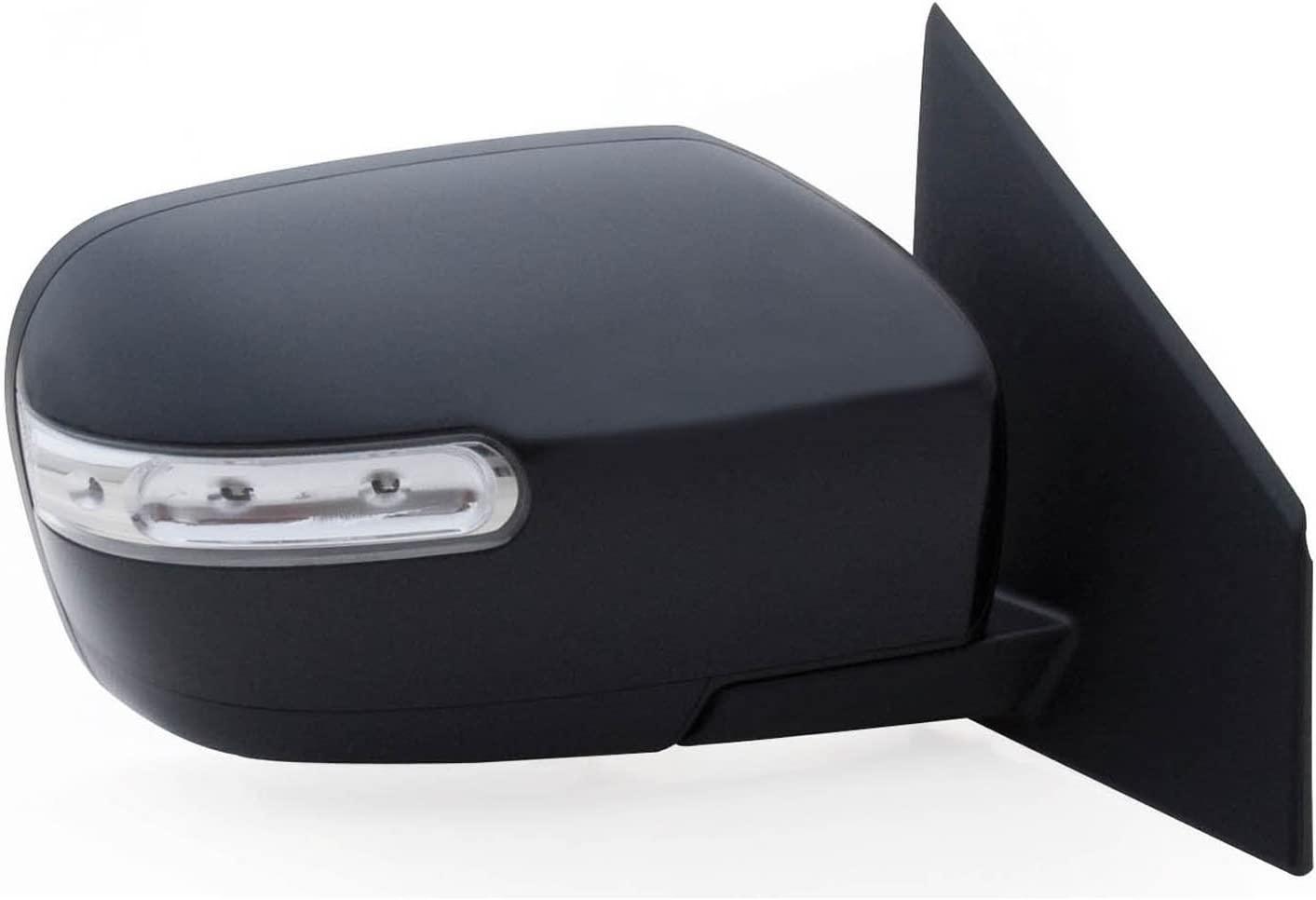 Fit System 66041M Mazda CX-9 Passenger Side OE Style Power Replacement Mirror with Turn Signal