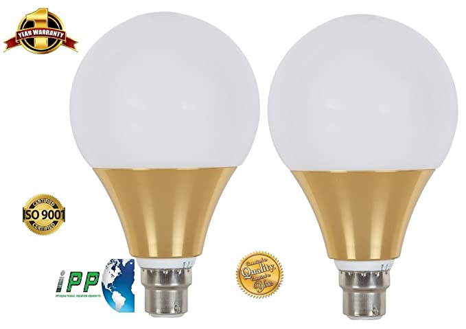 Ipp led bulbs sunrise series b22 led lights for wall 16 watt set of