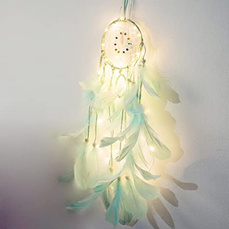 Peachy 2Cm 20 Led String Light Dirance Dreamcatcher Copper Wire Fairy Wiring Database Obenzyuccorg