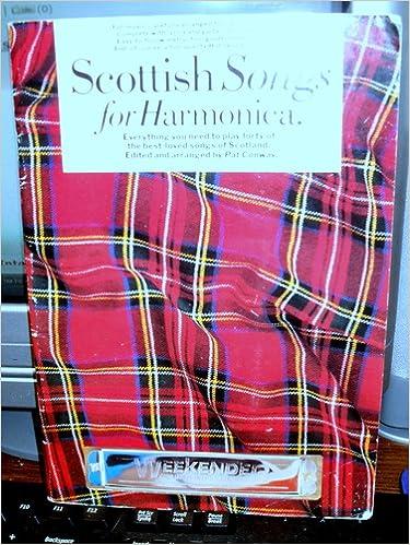 Scottish Songs for Harmonica