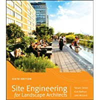 Site Engineering for Landscape Architects, 6th Edition
