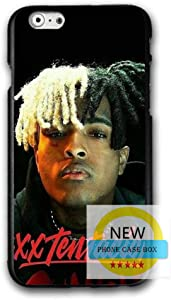 Xxxtentacion Phone Case,Xxxtentacion iPhone 7 7Plus 8 8plus Case Hard Plastics Phone Protective Cases (Style 1, iPhone XR)