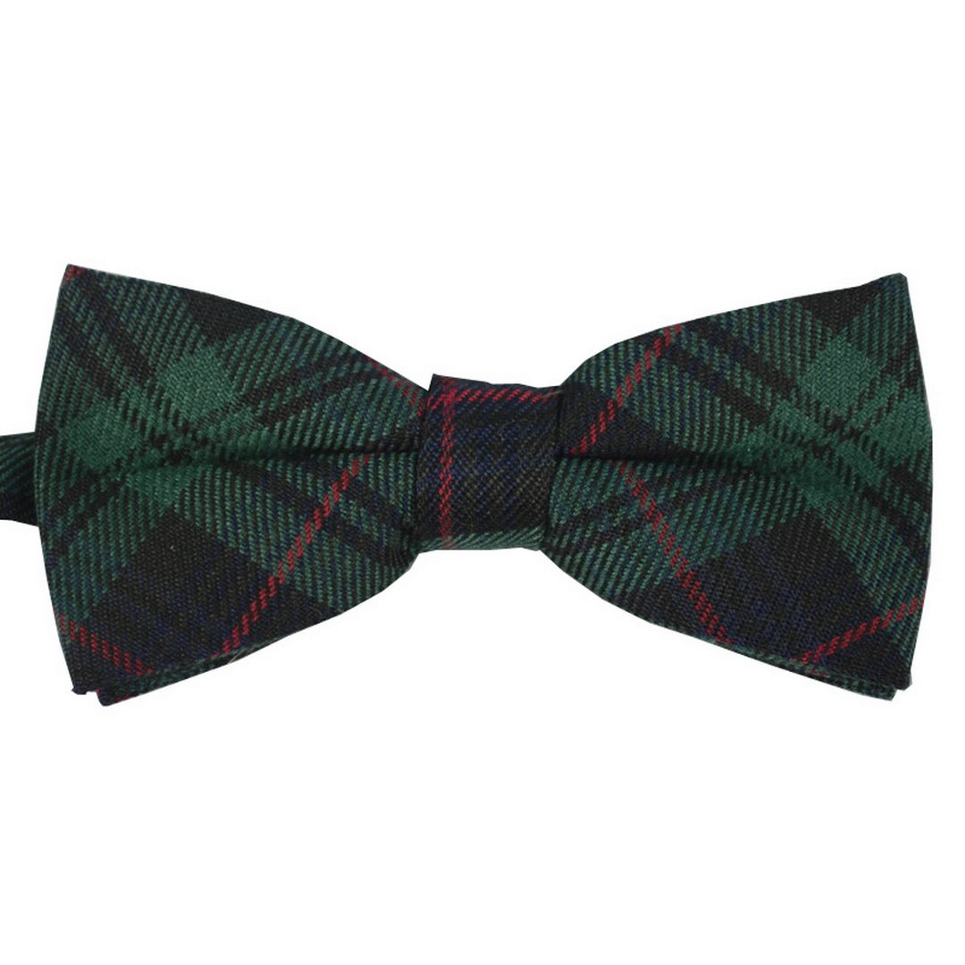 Ukerdo Mens Plaid Tuxedo Bow Tie 5 in 1 Adjustable Pre-Tied Bow Ties Collection BTie-Mix-005