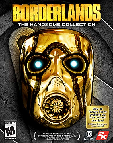Borderlands: The Handsome Collection [Online Game Code] (Battle Net Balance)