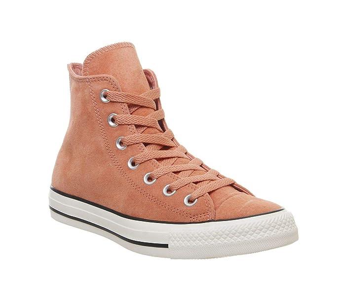 870f1d0a9dee Converse Unisex Chuck Taylor As Hi Black Mono Basketball Shoes  Amazon.co.uk   Shoes   Bags