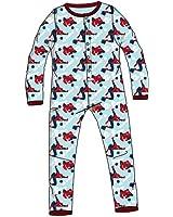 Combinaison pyjama Spiderman