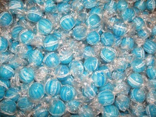Colombina Blue Raspberry Hard Candy Balls 5 Pound Box