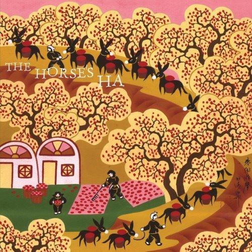 Of Cathmawr Yards by Horses Ha (2009-06-09)