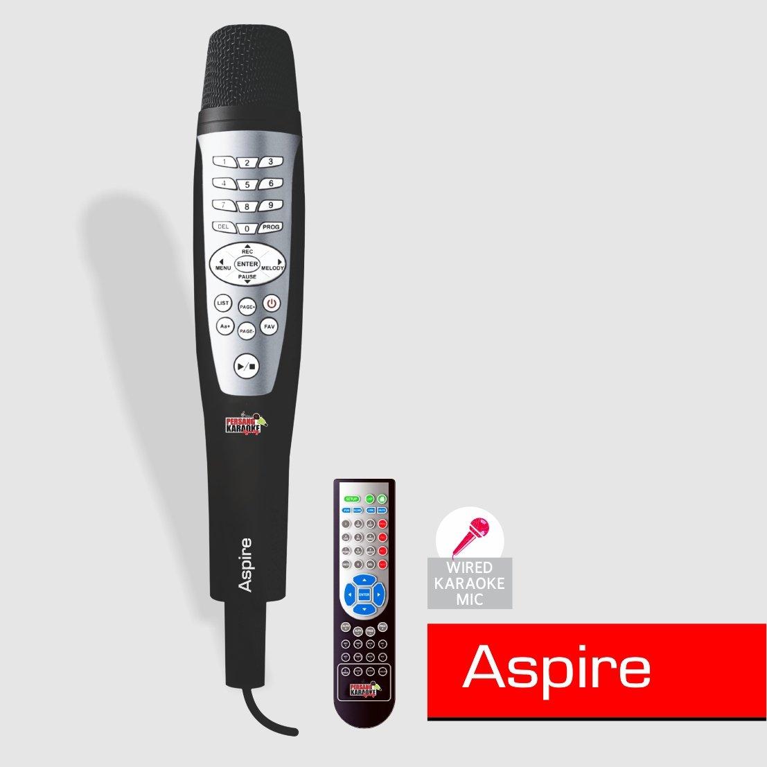 Persang Karaoke Aspire PK-8165 Karaoke System with Remote