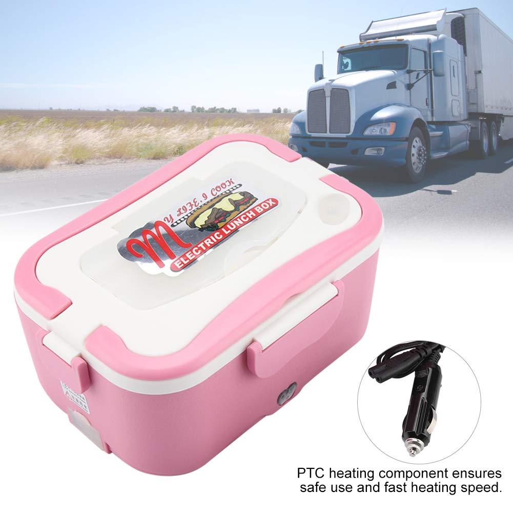 caja hornillo Eléctrico Bento para coche Calefacción viaje ...