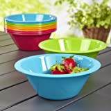 Harmony Cereal and Snack Bowls | set of 12 in 4