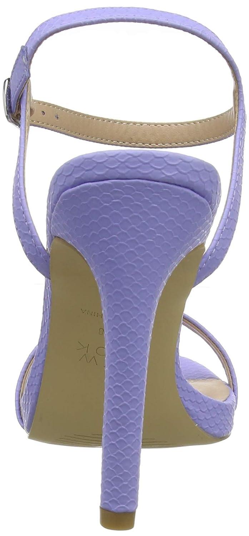 New Look Santorini Zapatos con Tacon y Correa de Tobillo para Mujer