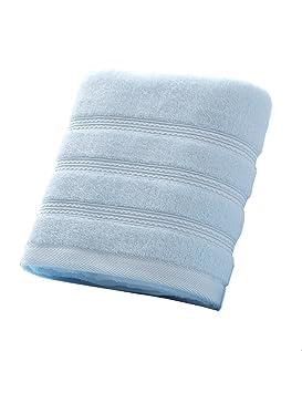 Toalla de algodón Simple Absorbente Toallas de baño Toallas de baño Toallas de baño Toallas de baño Toallas de baño (12 Colores Opcional) (Color : 10): ...