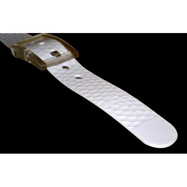 PlugBelt Golf Style White - Cinturón de Golf para Hombre, Silicona ...