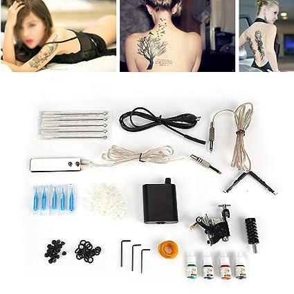 gototop Kit de Tatuaje Profesional 90 V-265 V conjunto ...
