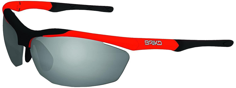 d45e96e1af3 Briko Trident Sunglasses - Orange Black