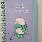 Agenda escolar 2019-2020 Croqueta y Empanadilla (TANTANFAN)