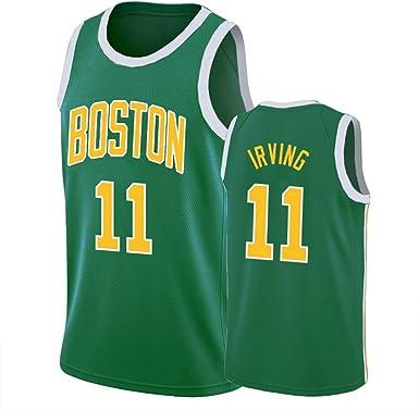 Boston Celtics Kyrie Irving 11 # Jersey de baloncesto para ...