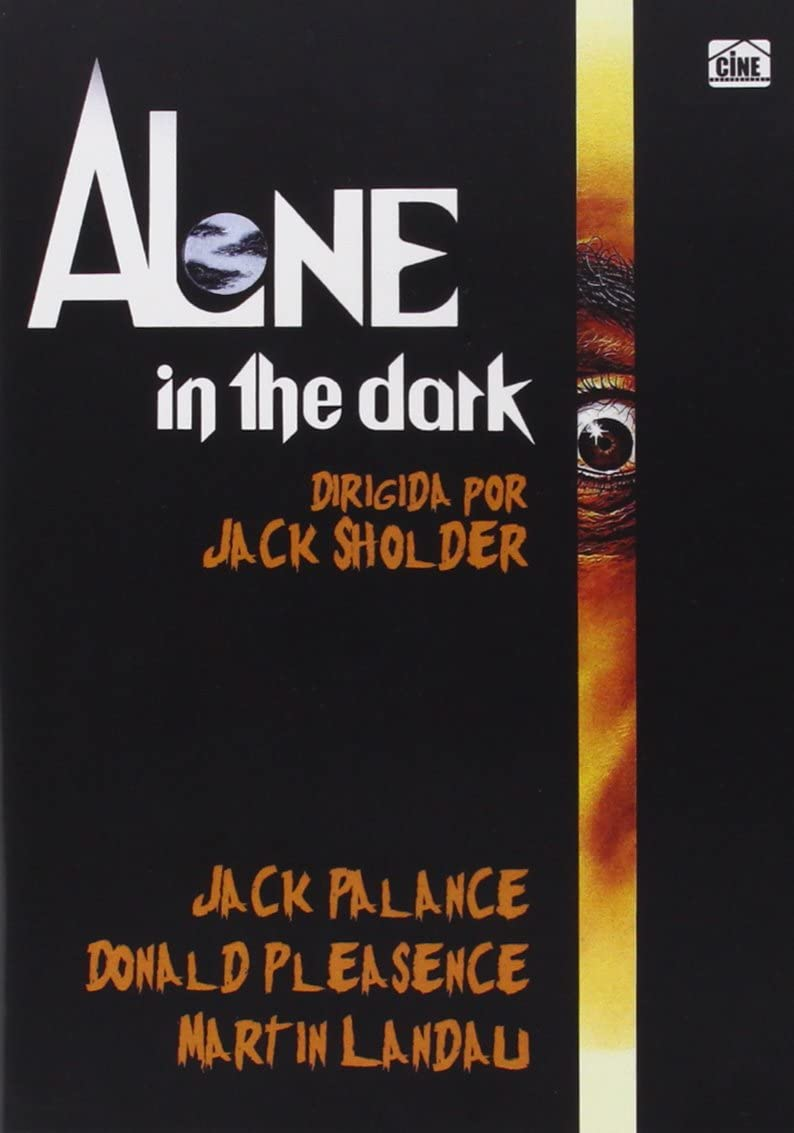 alone in the dark 1982 blu ray