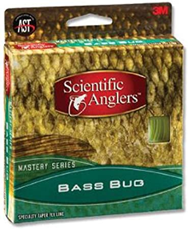 Scientific Anglers Bass Bug Taper Fly Line