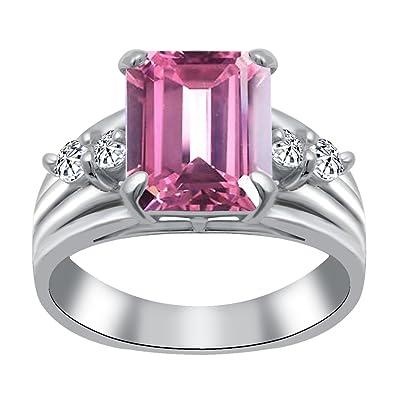 Vintage Cubic Zirconia Enement Rings | Vintage Cubic Zirconia Engagement Rings Amazon Com