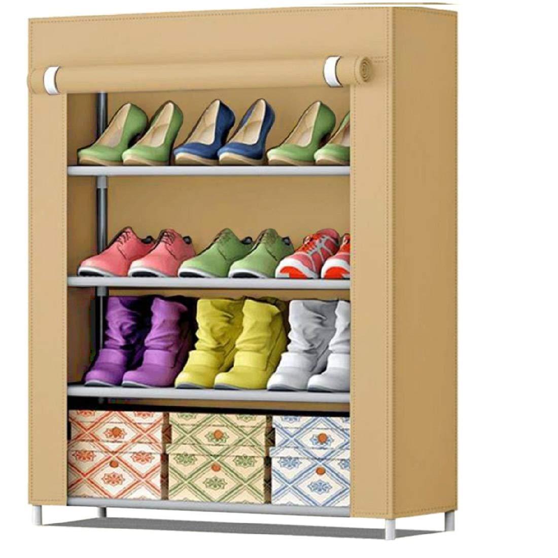 Sattva Premium FoldableShoeCabinet/ShoeRack4 Shelves