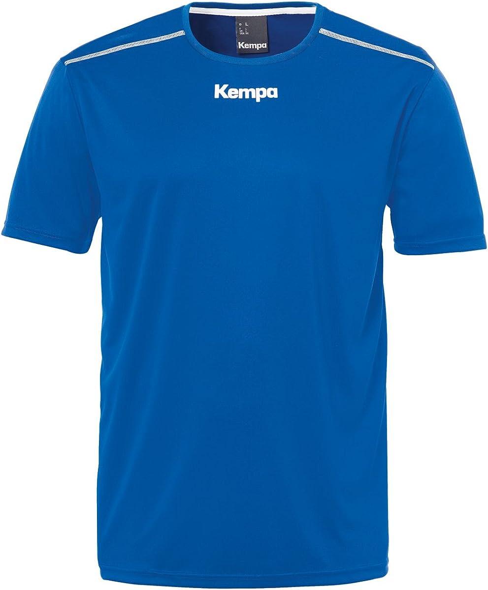 Kempa Poly Shirt Camiseta De Entrenamiento De Balonmano, Hombre ...