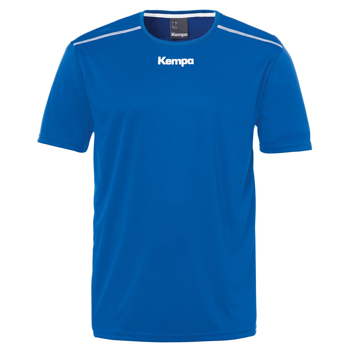Kempa Poly Camiseta, Hombre, Verde, M