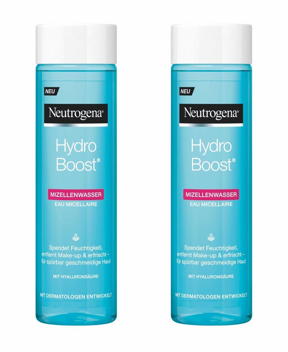 Neutrogena Hydro Boost mizell acqua, confezione da (2X 200ML) 89496
