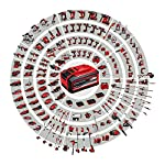 Einhell-Il-Set-Trapano-a-Batteria-TE-CD-1840-Li-69-Power-X-Change-Li-Ion-18-V-2-Velocita-40-Nm-incl-2-pz-Batterie-Caricabatterie-Custodia-69-pz-Accessori
