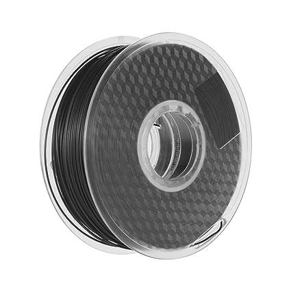 Aibecy 1.75mm Impresora 3D Filamento Fibra de carbono PLA ...