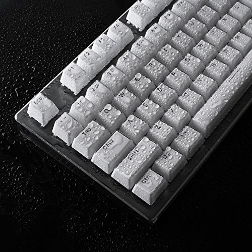 fb1c7ebe612 Amazon.com: RGB Mechanical Keyboard, Rottay 16.8 Million RGB Backlit Wired Mechanical  Gaming Keyboard with Brown Switches 104-Key Anti-ghosting and Fully ...
