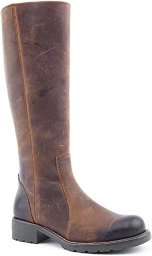 Banco Monasterio contacto  Clarks Ladies Orinoco Eave Brown Knee High Boots Size 7: Amazon.co.uk:  Shoes & Bags