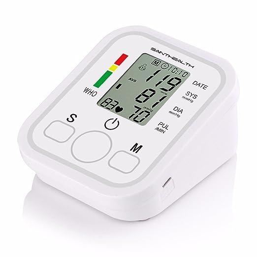 Amazon.com: Home Health Care - 1 unidad de monitor digital ...