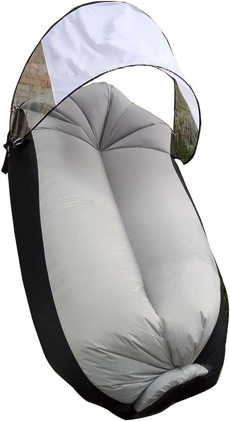 Suyi portátil dormir cama tumbona plegable cama colchón de aire ...
