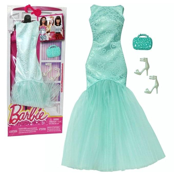 b2567ce1ecc7d de BarbieTendance pour eacute e Mode Vert de eacute e les V BarbieRobe Soir  ecirc tements ...