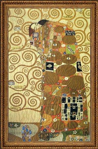 - Art Oyster Gustav Klimt A Frieze The Villa Stoclet in Brussels Fulfillment - 18.05