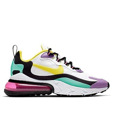 Nike W Air Max 270 React AT6174101 Colore: Bianco