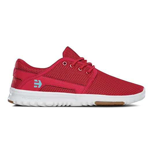 Womens Skateboard Shoes Scout W's Red/White/Gum