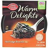 Betty Crocker Warm Delights, Hot Fudge Brownie, 3.1 oz, 8 Pack